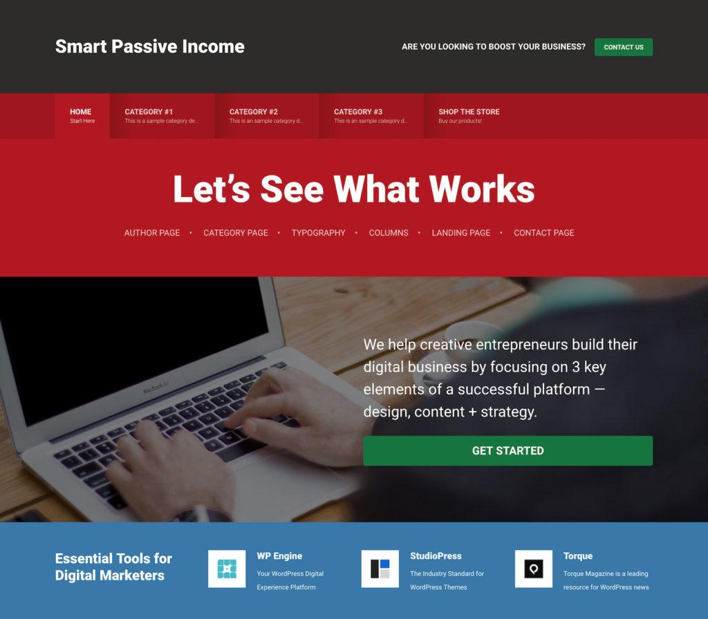 Smart Passive Income Pro